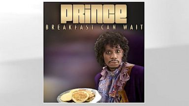 "PHOTO: For his new single ""Breakfast Can Wait,"" Prince used an image of Dave Chappelle dressed up as Prince."
