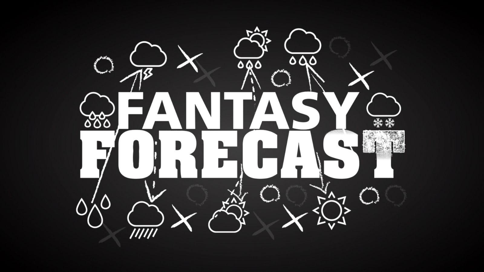 VIDEO: Fantasy Forecast: Week 13