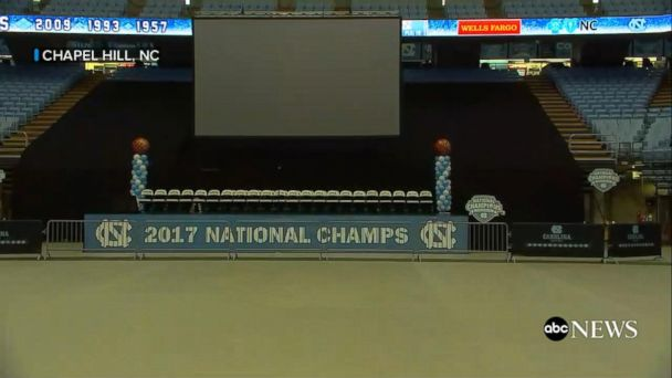 VIDEO: Chapel Hill reacts to UNC's NCAA championship win