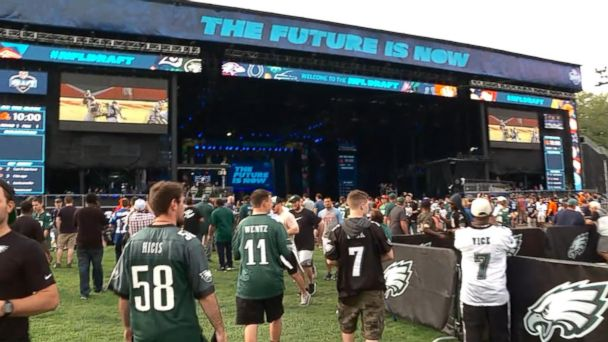 VIDEO: NFL Draft first round preview