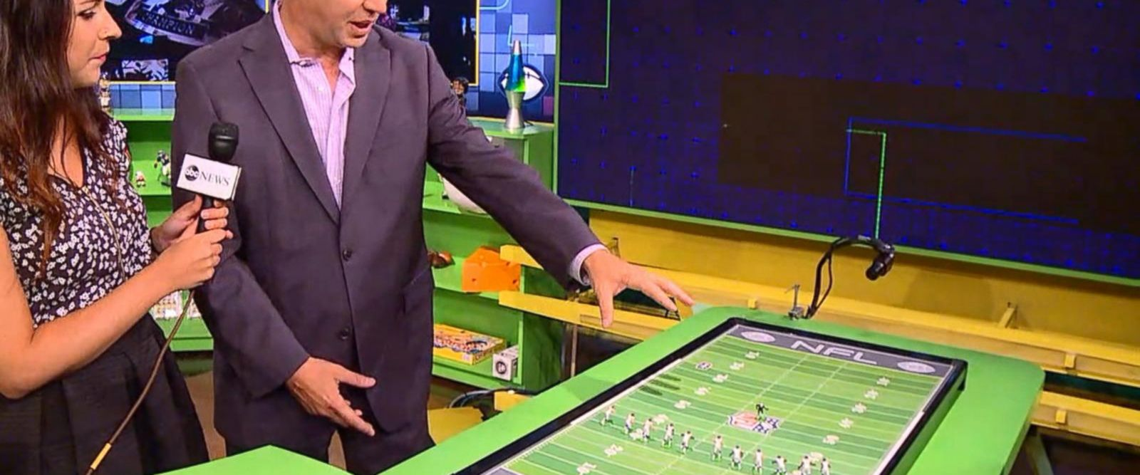 VIDEO: Check out ESPN's new fantasy football studio