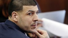 Hernandez killed himself in April in the prison cell where he was serving a life-without-parole sentence for murder.