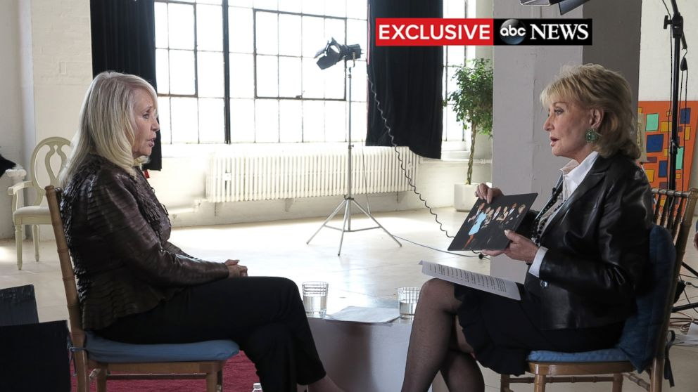 PHOTO: Shelley Sterling appears in an ABC News exclusive intervie