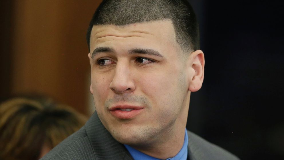 'Know I'm Always With You': Aaron Hernandez's Letter to Fiancée Released