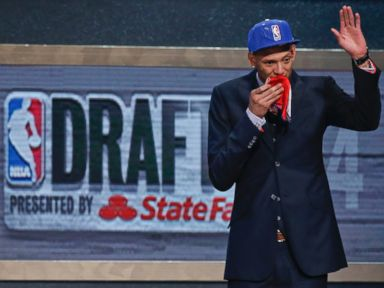 Isaiah Austin's NBA Draft Moment Will Give You Chills