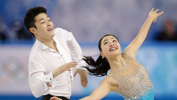 AP Shibutani siblings ml 140217 16x9 608 What Got Michael Bubles Attention at the Winter Olympics