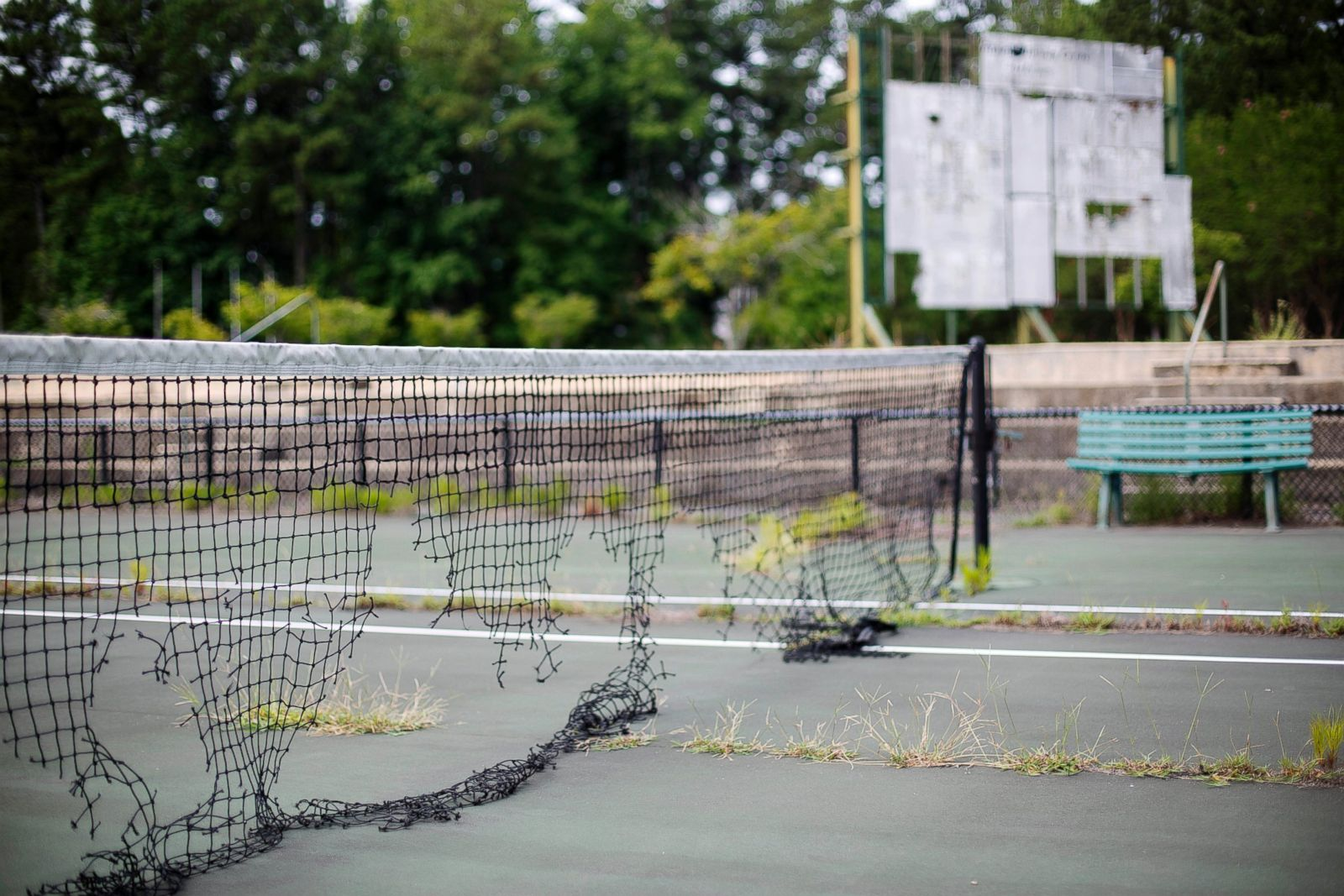 Abandoned Olympic Venues Around The Globe Photos ABC News - Eerie abandoned olympic venues around the world