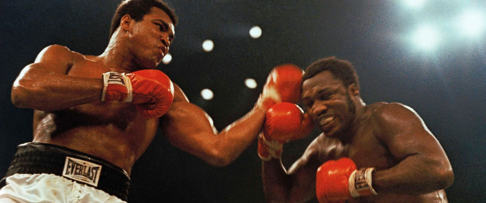 career of muhammad ali as a professional heavyweight boxer Muhammad ali's boxing career: in the eighth round to reclaim the heavyweight title in 1975, muhammad ali faced joe frazier muhammad ali's boxing career.