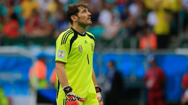 AP iker casillas jt 140615 16x9 608 FIFA World Cup 2014: What to Watch for This Week