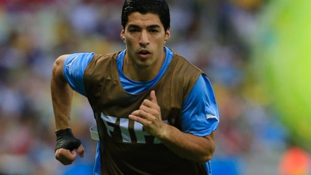 AP luis suarez jt 140615 16x9 608 FIFA World Cup 2014: What to Watch for This Week