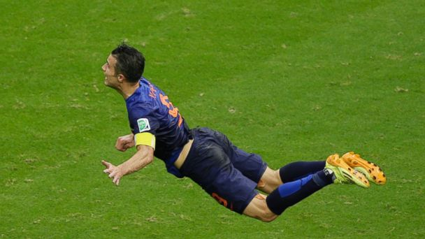 AP robin van persie jt 140615 16x9 608 FIFA World Cup 2014: What to Watch for This Week