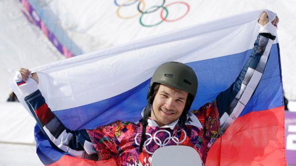 AP vic wild sochi jt 140222 16x9 608 Winter Olympics 2014: Putin Lauds American Born Gold Medalist Vic Wild