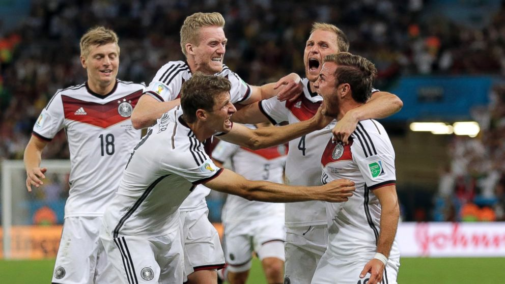 PHOTO: 2014 FIFA World Cup - Germany vs. Argentina