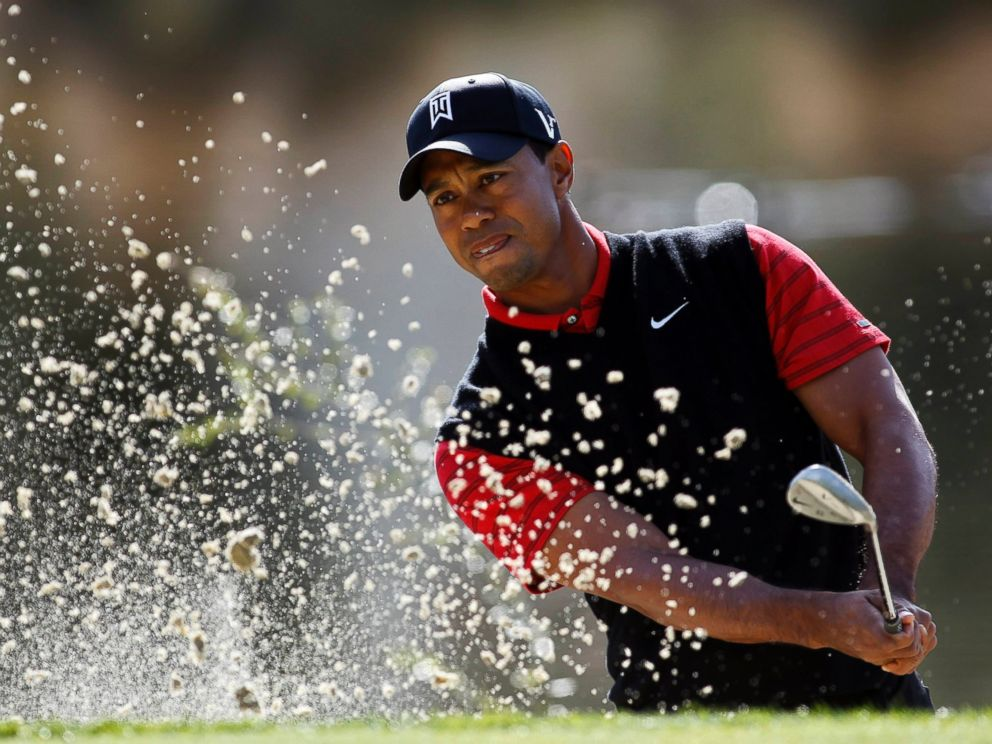 Tiger Woods may have stumbled onto his kryptonite