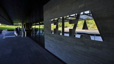 PHOTO: FIFA headquarters is seen on June 3, 2015 in Zurich.