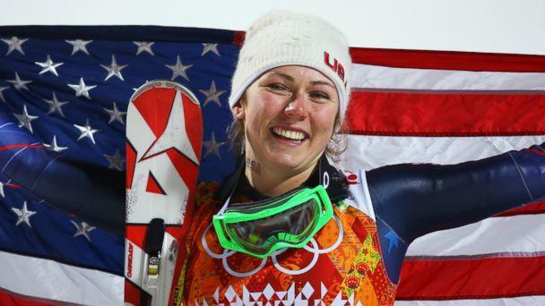 GTY Mikaela Schiffrin ml 140221 16x9 608 Mikaela Shiffrin Becomes Youngest Slalom Gold Medalist