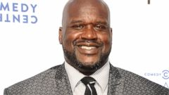 PHOTO: Shaquille ONeal attends the Comedy Central Roast Of Justin Bieber on March 14, 2015 in Los Angeles, California.