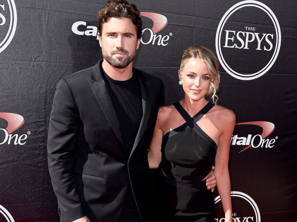 PHOTO: Brody Jenner and Kaitlynn Carter attend The 2015 ESPYS at Microsoft Theater, July 15, 2015, in Los Angeles.