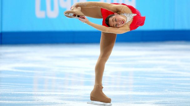 GTY brooklee han jef 140220 16x9 608 American Makes Olympic Figure Skating Debut for Australia