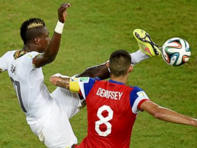 Best World Cup Moments Told Through GIFs