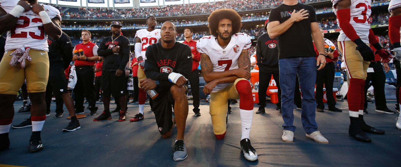 Kaepernick To Continue His Influential Protest On Monday