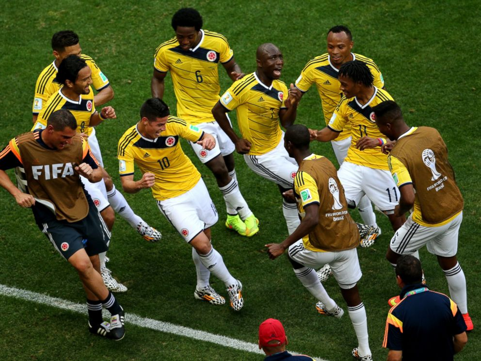 Complete 2014 FIFA World Cup Results - ABC News