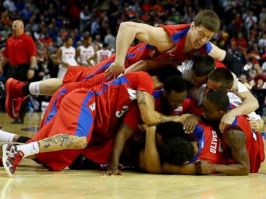 Dayton Upset Busts Brackets After Just One Game