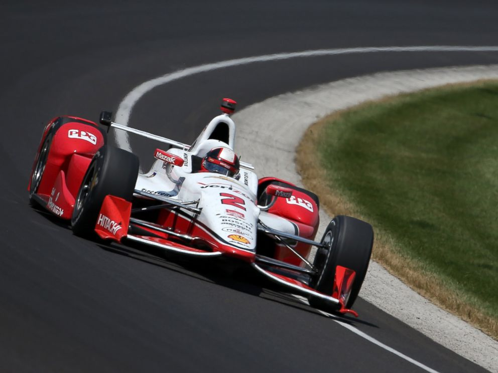 indianapolis 500 juan pablo montoya holds off will power to win abc news. Black Bedroom Furniture Sets. Home Design Ideas