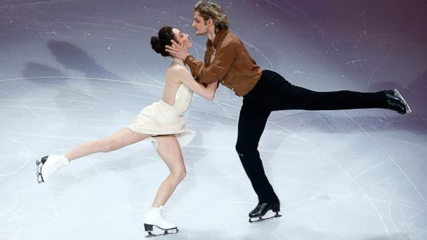 GTY meryl davis charlie white jtm 140204 16x9 608 Meryl Davis and Charlie White: Everything You Need to Know About the Ice Dancing Couple