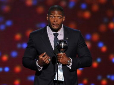 7 Most Touching Moments from Michael Sam's ESPY Speech