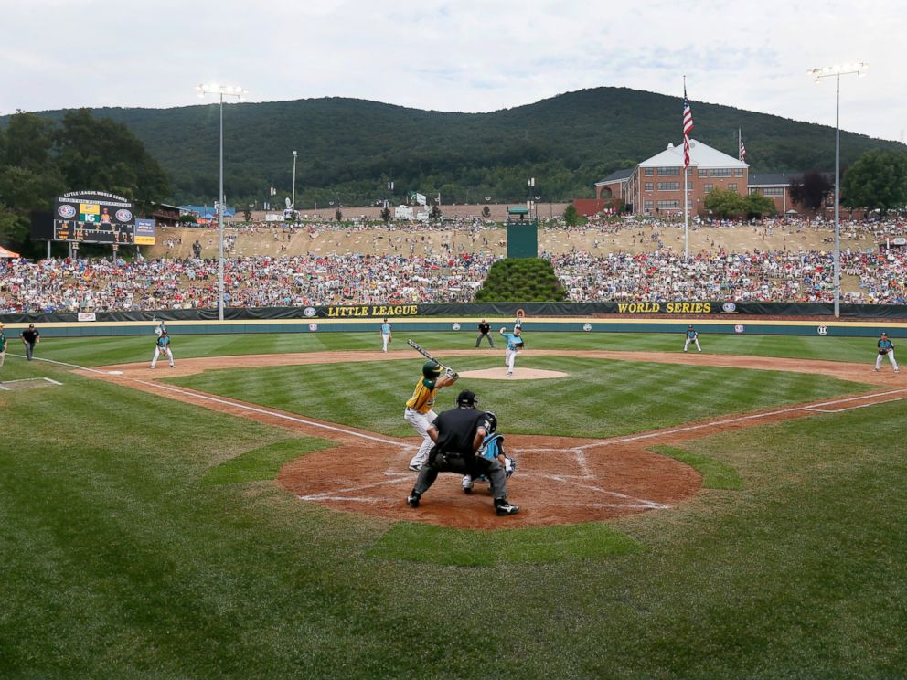 PHOTO: Little League World Series game, Aug. 25, 2012, in South Willamsport, Pennsylvania.