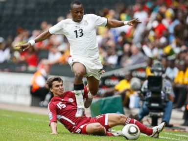 Why the US Needs to Worry About Ghana's Andre Ayew