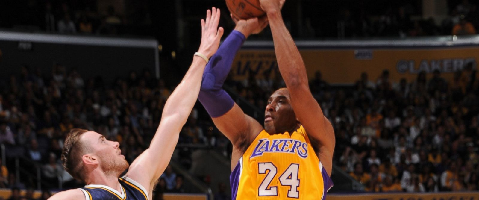 Kobe Bryant's NBA Career: First Game Wildly Different Than Last - ABC News