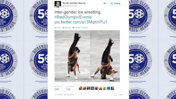 HT bad olympics events jtm 140220 16x9 608 Olympic Figure Hating: New Events Suggested By Twitterverse