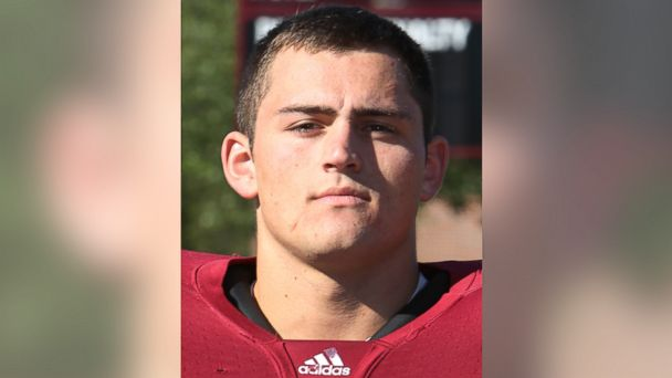 HT john durkin jt 140222 16x9 608 Bates Football Player Missing in Rome Found Dead