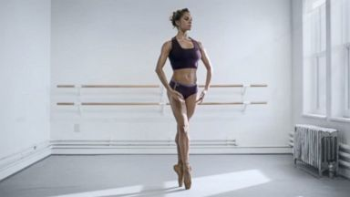 PHOTO: Misty Copeland appears in a commercial for Under Armour which posted to YouTube, July 30, 2014.