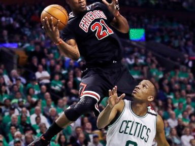 Bulls beat top-seeded Celtics 111-97 to take 2-0 series lead