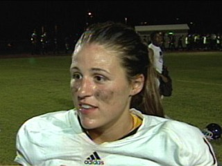 Teen Becomes First Female Quarterback to Play in Florida