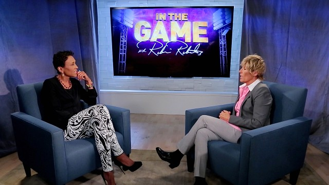 VIDEO: In the Game with Diana Nyad