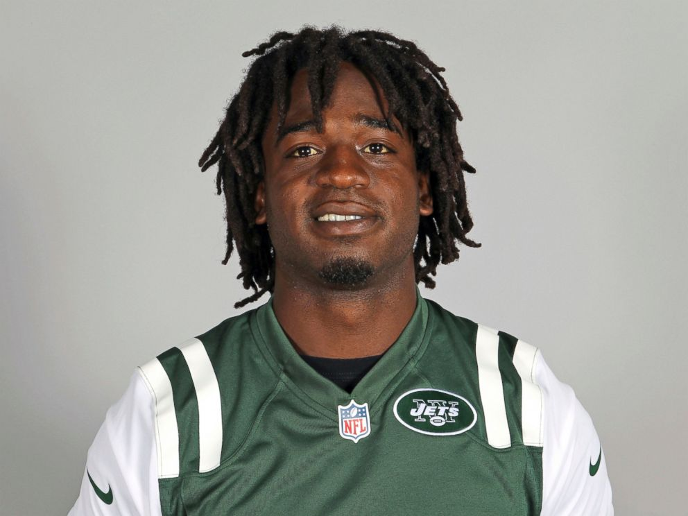 PHOTO: New York Jets running back Joe McKnight. Former NFL player McKnight has been shot to death following an argument at an intersection with another motorist.