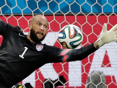 US Loses to Belgium -- But How About That Tim Howard?