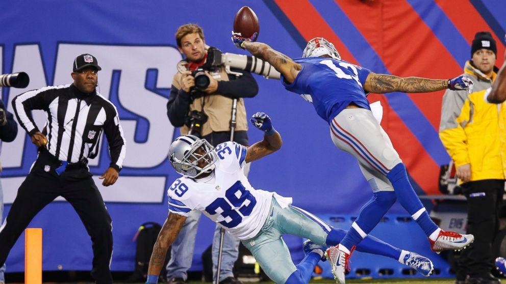PHOTO  New York Giants wide receiver Odell Beckham Jr   13  makes a    Odell Beckham Jr Wallpaper