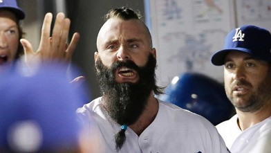 Playoff Baseballs Winning and Losing Beards