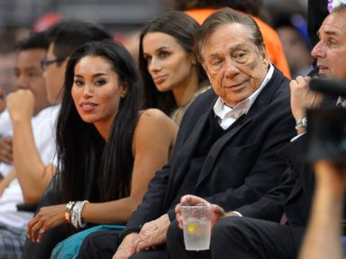 Clippers Let Actions Show Anger Over Owner's Alleged Remarks