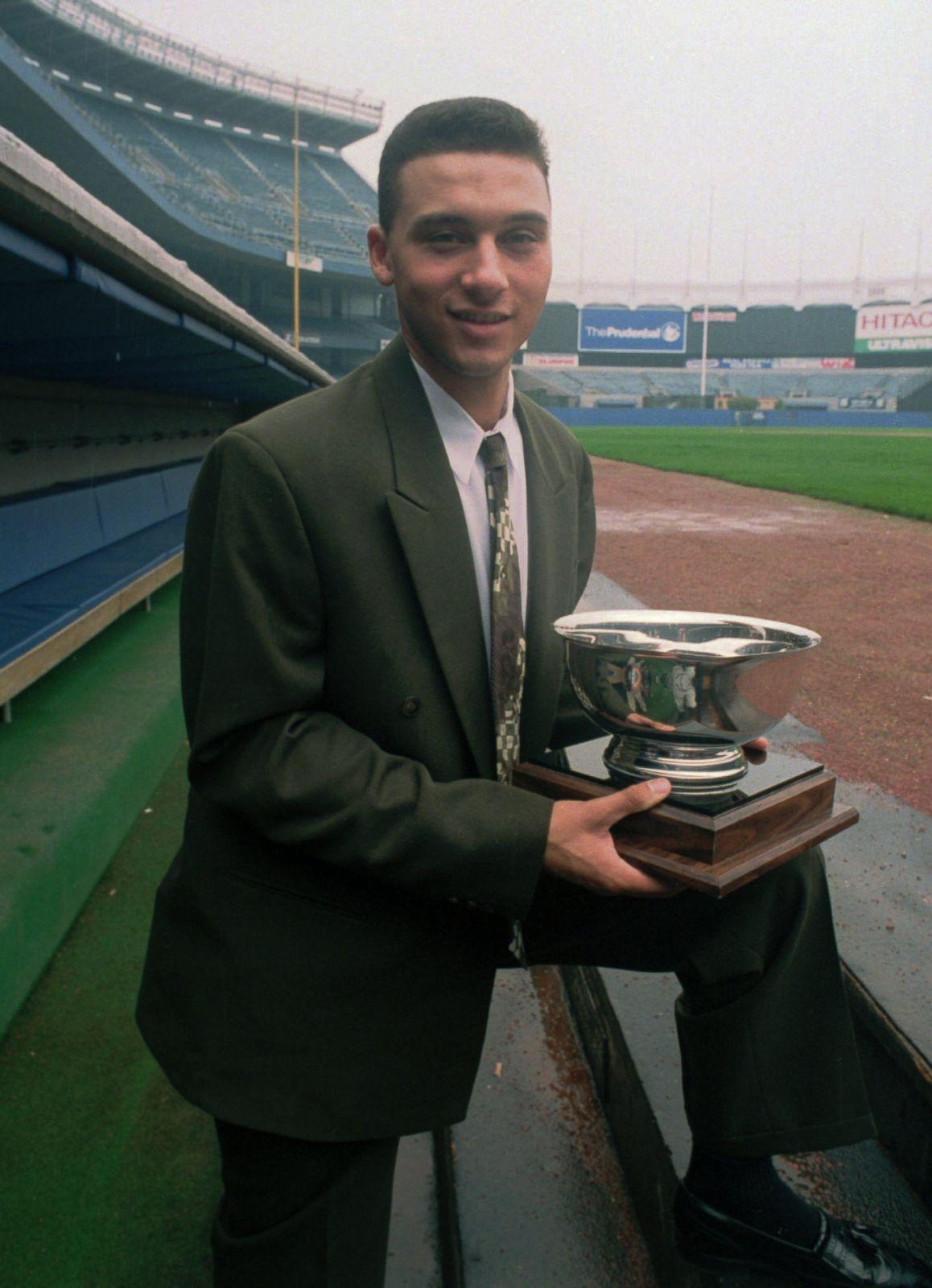 Derek Jeter 1996