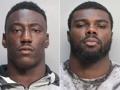 Miami Football Players Arrested in Sexual Assault on 'Helpless' Teen