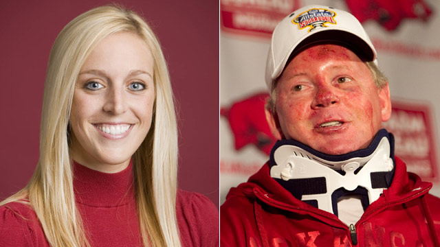 PHOTO: Bobby Petrino: Cheating Coach Busted