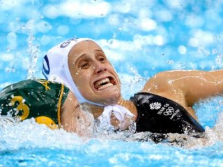 Photos: Funny Faces at the Olympics