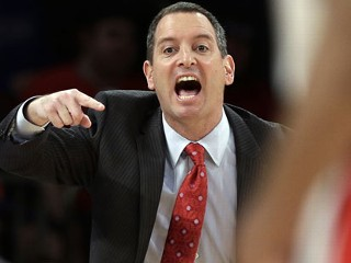 Early Signs of 'Crazed' Rutgers Coach