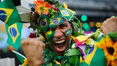 Photos: All The Best Moments from the World Cup